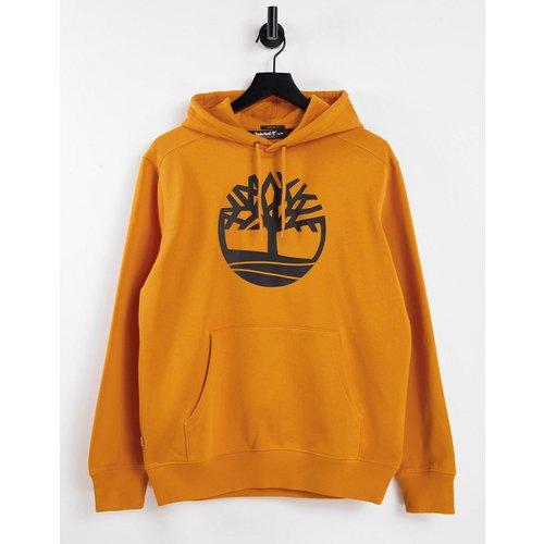 Hoodie basique avec logo arbre - Timberland - Modalova