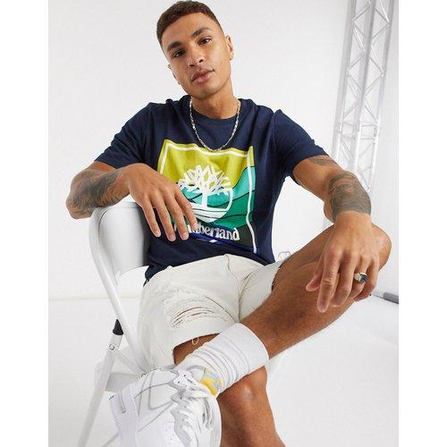 Horizon - T-shirt graphique - Bleu marine - Timberland - Modalova