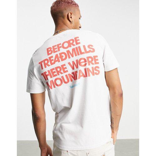 Outdoor Archive - T-shirt imprimé dans le dos - Timberland - Modalova