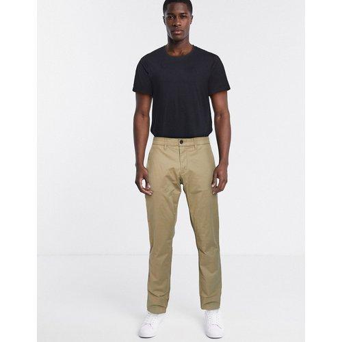 Pantalon chino coupe droite en sergé - Timberland - Modalova
