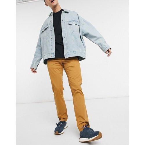 Pantalon droit coupe chino en sergé - Timberland - Modalova