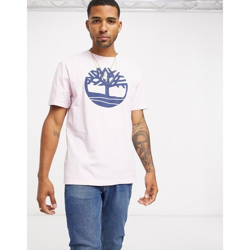 River Tree - T-shirt - Rose clair - Timberland - Modalova