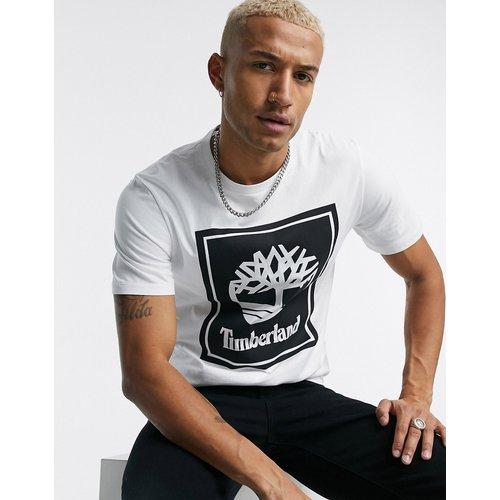 Stack - T-shirt à logo - Timberland - Modalova