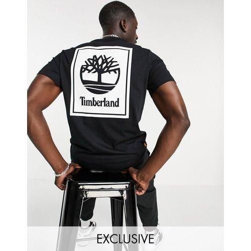 Stack - T-shirt imprimé au dos - - Exclusivité ASOS - Timberland - Modalova