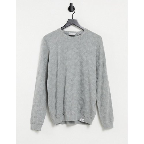 Sweat-shirt en jacquard texturé - Timberland - Modalova