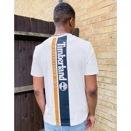 T-shirt à imprimé Established 1973 au dos - Timberland - Modalova