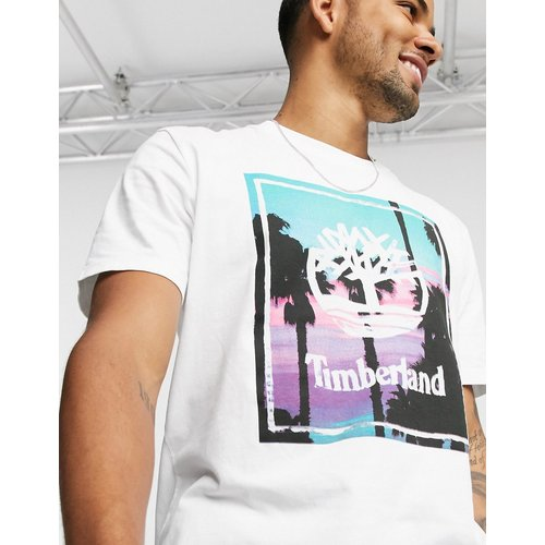 T-shirt à imprimé plage - Timberland - Modalova