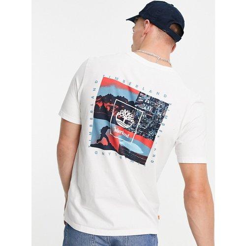 T-shirt à imprimé Summer Seasonal encadré au dos - Timberland - Modalova