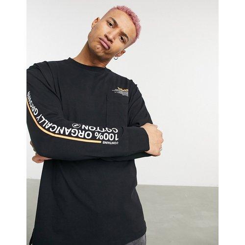 - T-shirt à manches longues et imprimé - Timberland - Modalova