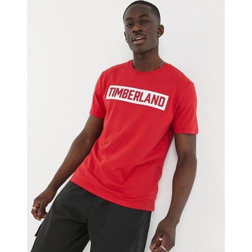 T-shirt à motif embossé en relief - Timberland - Modalova