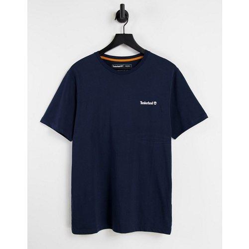 T-shirt à petit logo - foncé - Timberland - Modalova