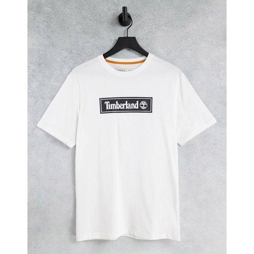 T-shirt avec logo linéaire - Timberland - Modalova