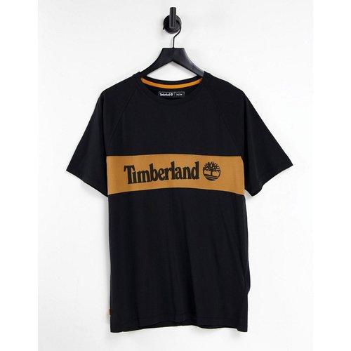 T-shirt effet coupé-cousu - Timberland - Modalova