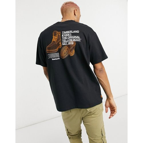 Timberland - WW - T-shirt-Noir - Timberland - Modalova