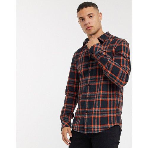 Chemise à carreaux - Tom Tailor - Modalova