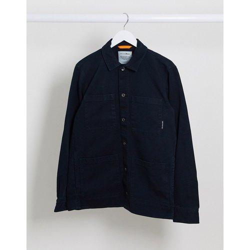 Chemise en jean - Bleu marine - Tom Tailor - Modalova