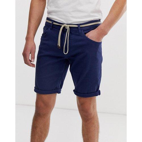 Tom Tailor - Short en jean - Bleu - Tom Tailor - Modalova
