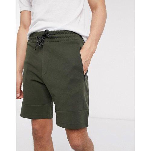 Tom Tailor - Short en jersey - Vert - Tom Tailor - Modalova