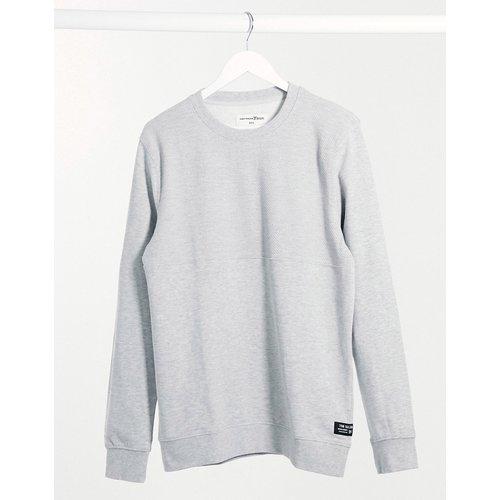 Sweat-shirt ras de cou - clair - Tom Tailor - Modalova