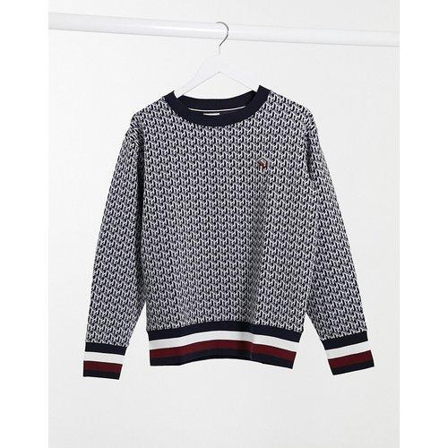 Collections - Sweat-shirt à monogramme - Tommy Hilfiger - Modalova