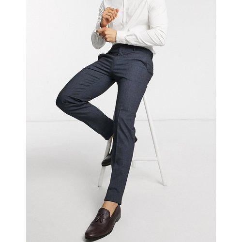 Pantalon coupe slim en coton mélangé - Tommy Hilfiger - Modalova