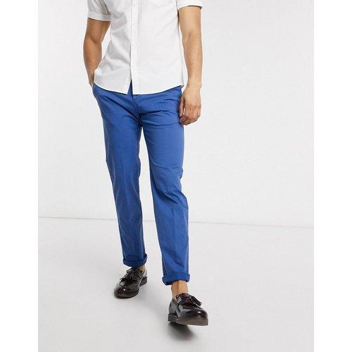 Pantalon coupe slim en coton stretch - Tommy Hilfiger - Modalova