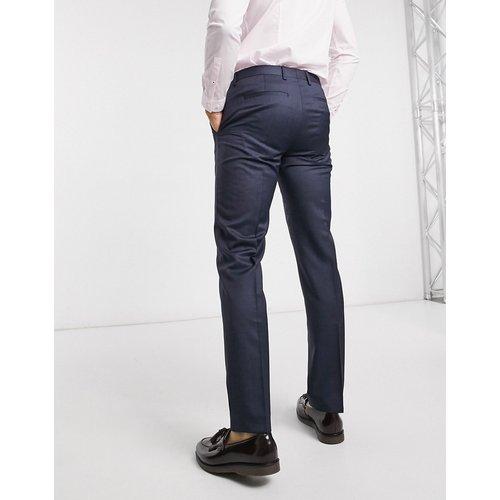 Pantalon en laine coupe classique - Tommy Hilfiger - Modalova