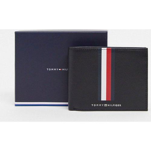 Portefeuille en cuir avec poche pour pièces - Tommy Hilfiger - Modalova