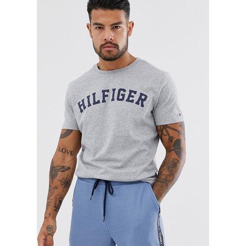 T-shirt ras de cou confort à logo - Tommy Hilfiger - Modalova