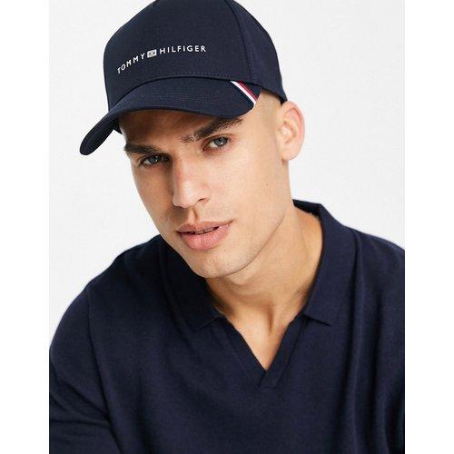 Uptown - Casquette avec logo - Bleu - Tommy Hilfiger - Modalova