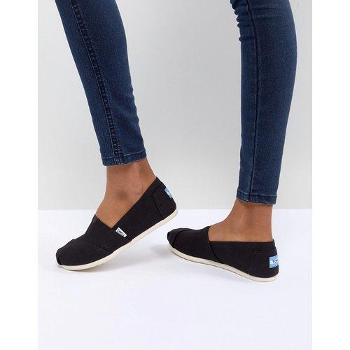 Classic - Chaussures plates en toile - TOMS - Modalova