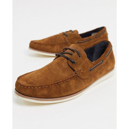 Chaussures bateau - Fauve - Topman - Modalova