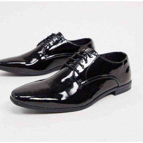 Chaussures derby vernies - Topman - Modalova