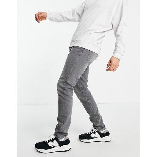 Jean skinny stretch en coton biologique mélangé - moyen - Topman - Modalova