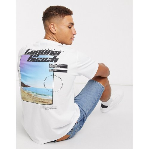 Laguna Beach - T-shirt imprimé - Topman - Modalova