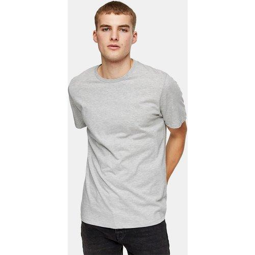 Lot de 2 t-shirts - Gris - Topman - Modalova