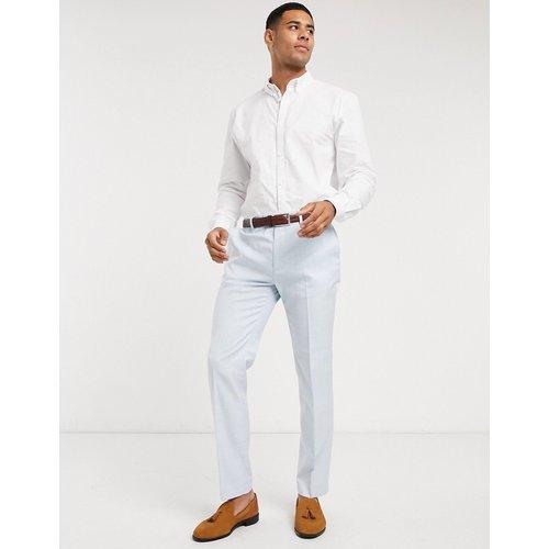 Pantalon de costume ajusté - clair - Topman - Modalova