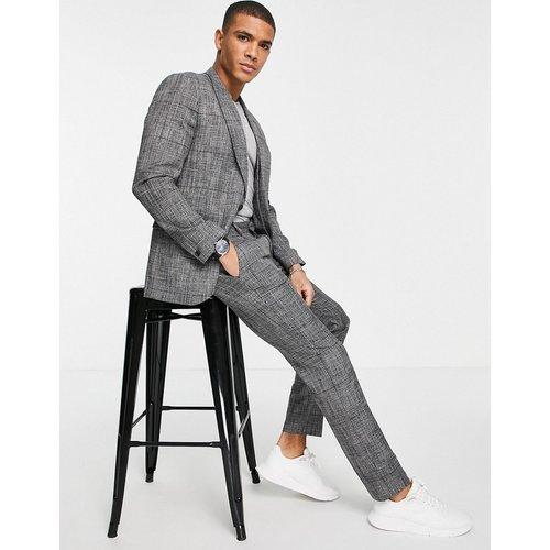 Pantalon de costume skinny - Carreaux - Topman - Modalova