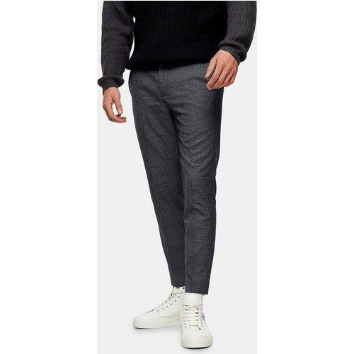 Pantalon de jogging élégant skinny et stretch à carreaux - Topman - Modalova