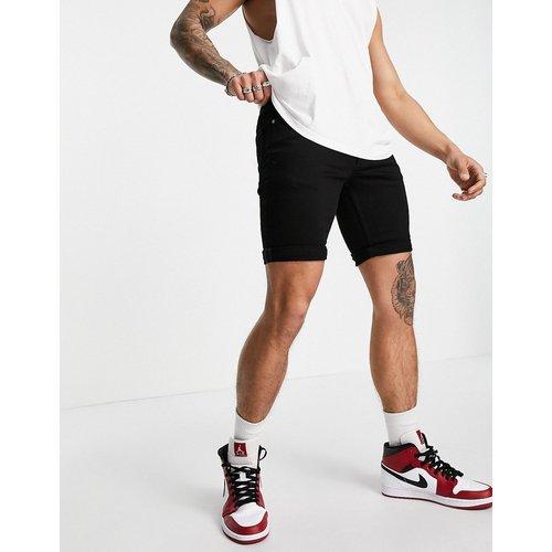 Short skinny en jean stretch - Topman - Modalova