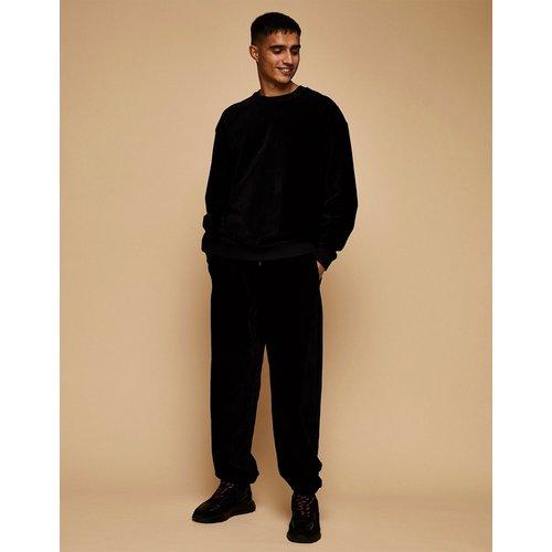 Sweat-shirt d'ensemble en velours côtelé - Topman - Modalova