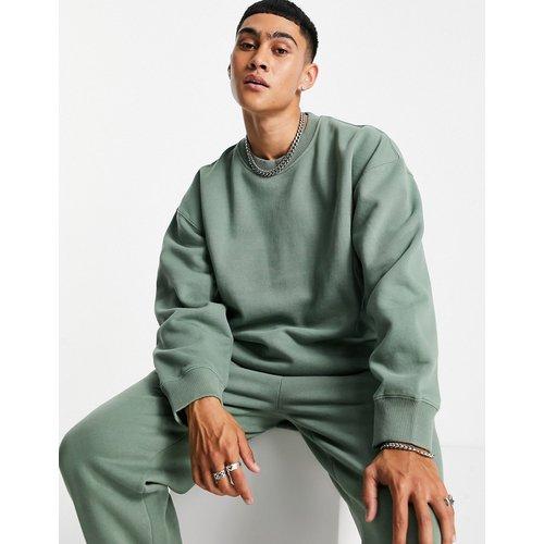 Sweat-shirt oversize d'ensemble - Topman - Modalova