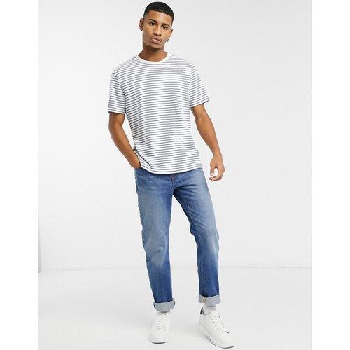 T-shirt à rayures - et blanc - Topman - Modalova