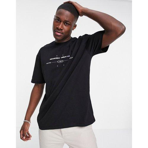 T-shirt oversize à imprimé Vision - Topman - Modalova