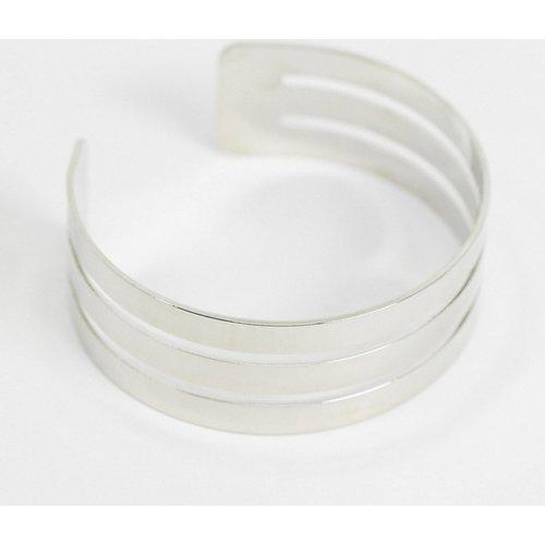 Bracelet manchette minimaliste - Topshop - Modalova