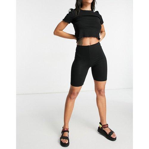 Ensemble T-shirt et legging - Noir - Topshop - Modalova