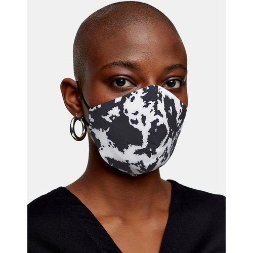 Lots de masque en tissu à imprimé vache - Topshop - Modalova