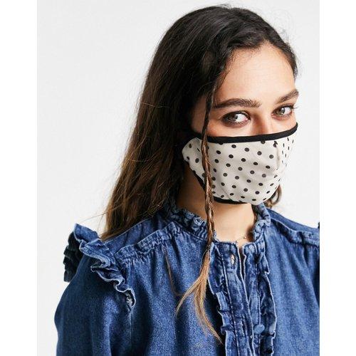 Masque en tissu à pois - Topshop - Modalova