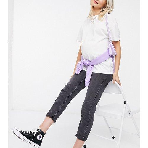 T-shirt décontracté - Blanc - Topshop Maternity - Modalova