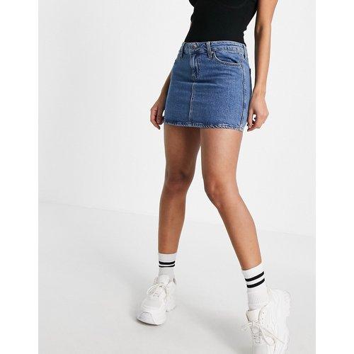 Mini-jupe - délavé moyen - Topshop - Modalova